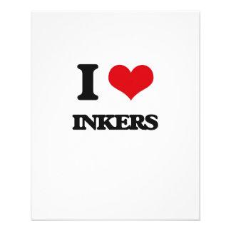 I love Inkers Flyer