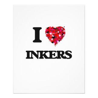 I love Inkers Flyer Design