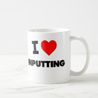 I Love Inputting Mugs