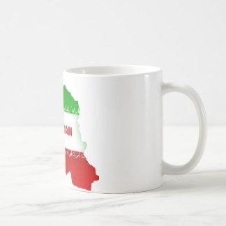 I Love Iran Coffee Mug