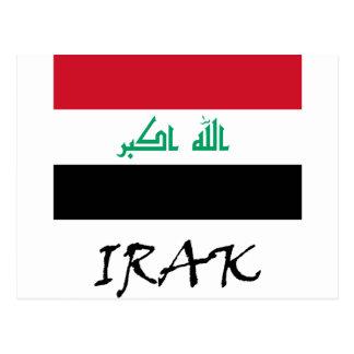 I Love Iraq Postcard