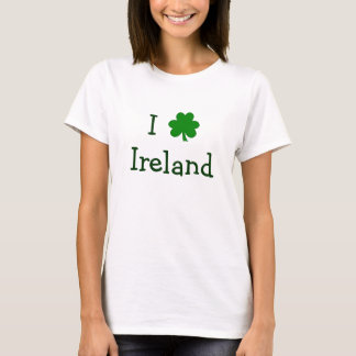 I Love Ireland T-Shirt