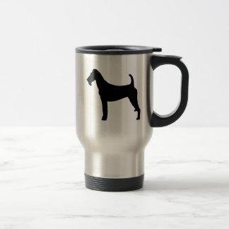 I Love Irish Terriers Travel Mug