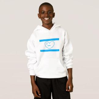 'I Love Israel' Hoodie