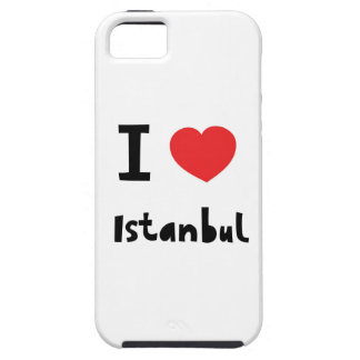 I love Istanbul iPhone 5 Cases