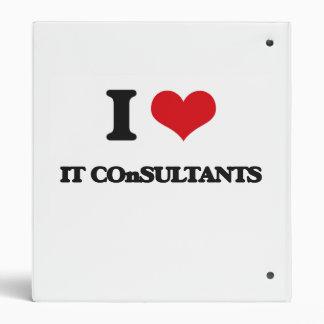 I love It Consultants Vinyl Binder