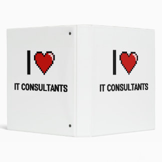 I love It Consultants 3 Ring Binder