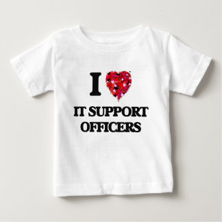 I love It Support Officers T-shirt