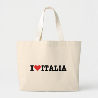 I love Italy Large Tote Bag