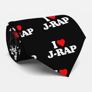 I LOVE J-RAP TIE