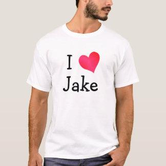 I Love Jake T-Shirt