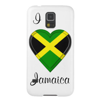 I love Jamaica Case For Galaxy S5
