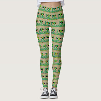I Love Jamaica Leggings