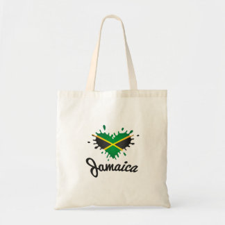i love Jamaica - Proud Jamaicans - dead bag