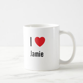 I love Jamie Coffee Mug