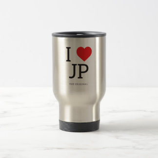 I Love Japan (JP) Tumbler Travel Mug