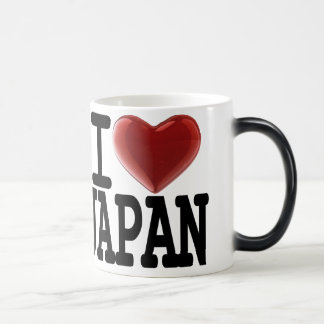 I Love JAPAN Magic Mug