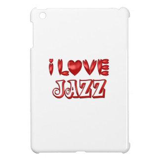 I Love Jazz Cover For The iPad Mini