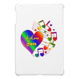 I Love Jazz iPad Mini Cases