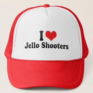 I Love Jello Shooters Trucker Hat