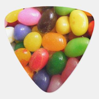 I Love Jelly Beans Guitar Pick
