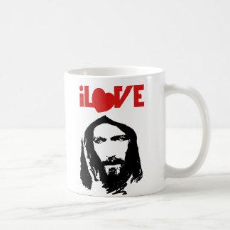 I Love Jesus Mug
