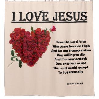 I Love Jesus - Pink