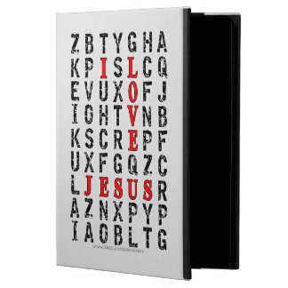 I Love Jesus Word Search, Large