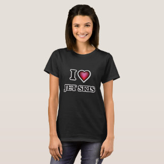 I Love Jet Skis T-Shirt