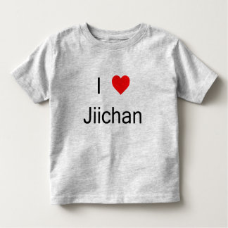 I love Jiichan t-shirt