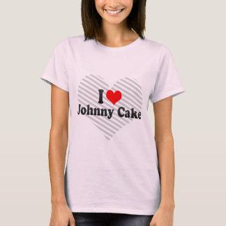 I Love Johnny Cake T-Shirt