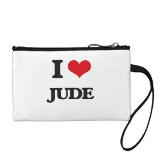 I Love Jude Coin Wallet
