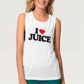 I LOVE JUICE TANK TOP