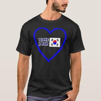I LOVE K POP T-Shirt
