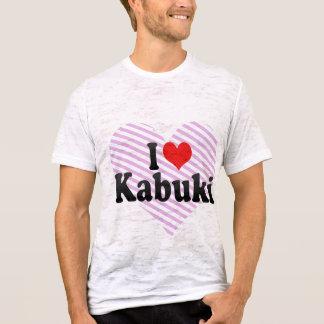 I Love Kabuki T-Shirt