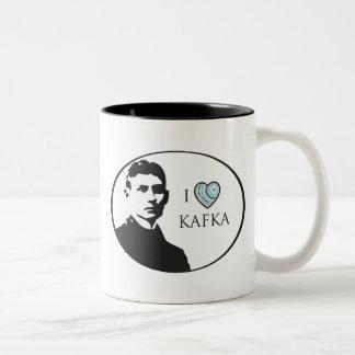 I Love Kafka Mug