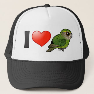I Love Kakapos Trucker Hat