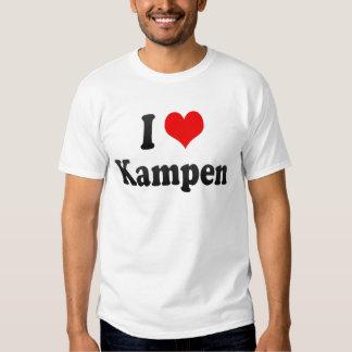 I Love Kampen, Netherlands T Shirts