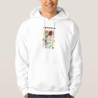 I love Kandinsky Hoodie