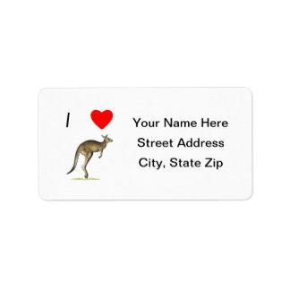 I Love Kangaroos (2)