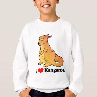 I Love Kangaroos Sweatshirt