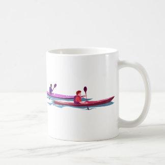 I Love Kayaks Mug