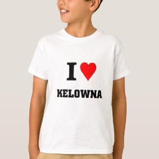 I love kelowna T-Shirt