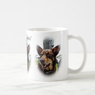 I Love Kelpies Coffee Mug