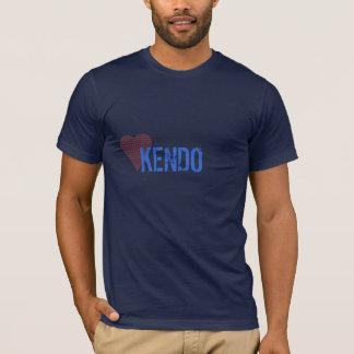 I Love Kendo #1 T-Shirt