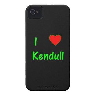 I Love Kendull Blackberry Bold Case