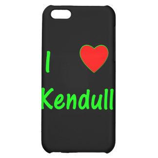 I Love Kendull iPhone 5C Cover