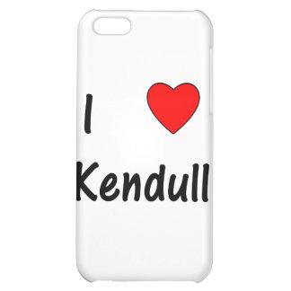 I Love Kendull iPhone 5C Covers