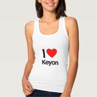I love Keyon Tank Top