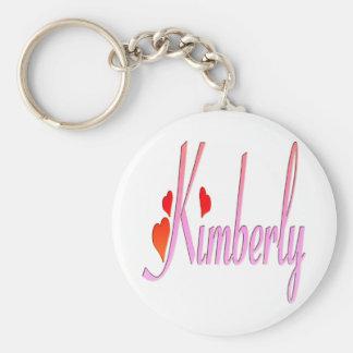 I love Kimberly Keychain
